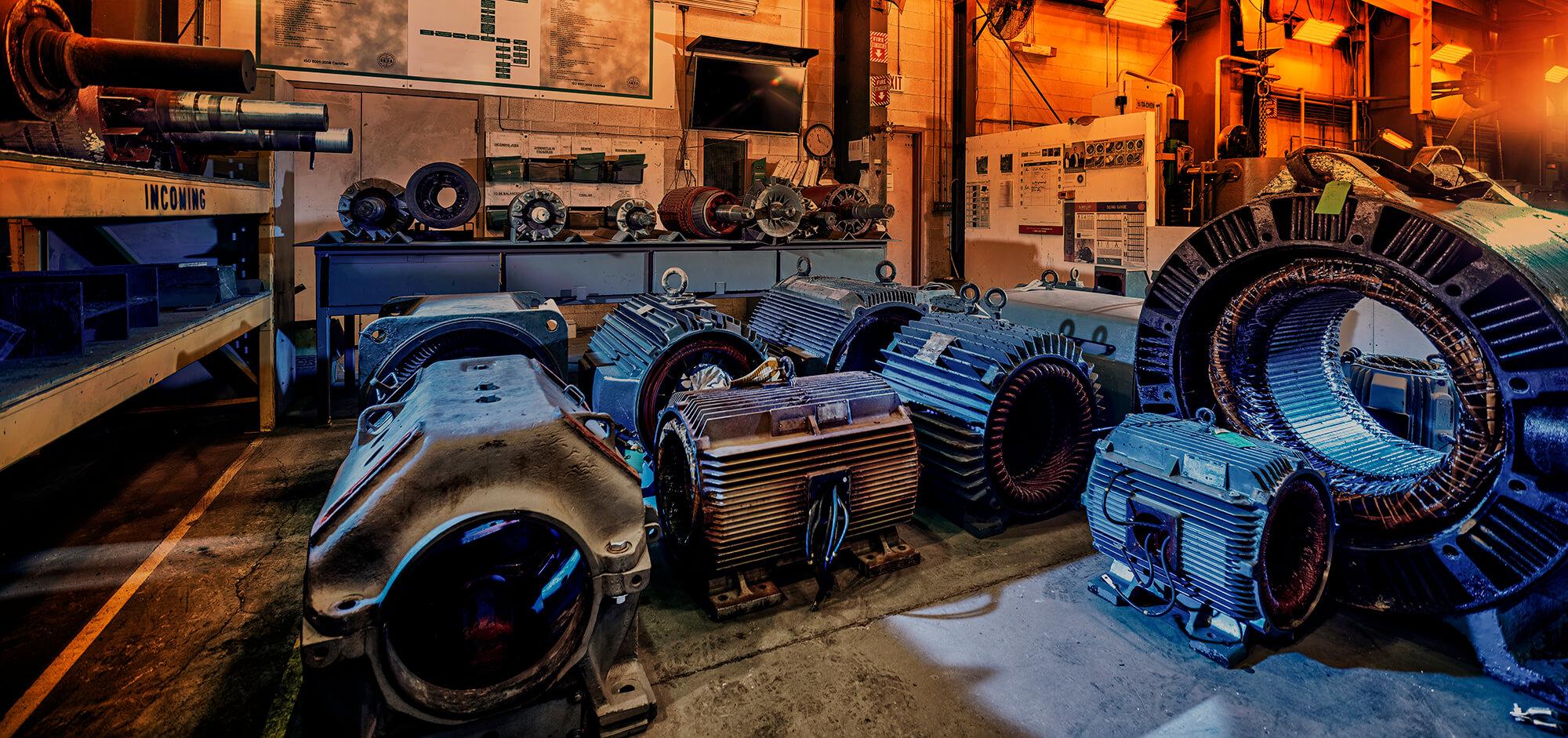 Electric Motor Sales Grande Prairie